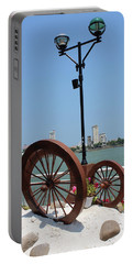 Wheels By The Water Portable Battery Charger