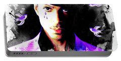 When Doves Cry Portable Battery Charger