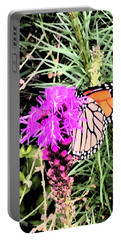 Portable Battery Charger featuring the photograph When Nature Calls by Beth Saffer