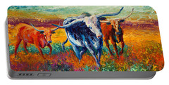 When The Cows Come Home Portable Battery Charger