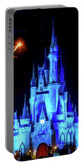When You Wish Upon A Star Portable Battery Charger