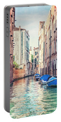 Where City Meets The Sea Portable Battery Charger