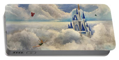 Where Dreams Come True Portable Battery Charger