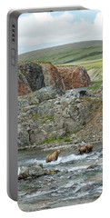 Where The Bears Are  Portable Battery Charger