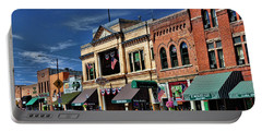 Whiskey Row - Prescott  Portable Battery Charger