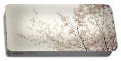 Whisper - Spring Blossoms - Central Park Portable Battery Charger