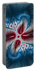 Whispers Phone Case Portable Battery Charger by Lea Wiggins