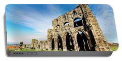 Whitby Abbey Portable Battery Charger