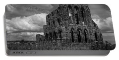 Whitby Abbey, North York Moors Portable Battery Charger