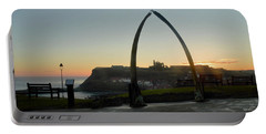 Whitby Whalebone Golden Hour Portable Battery Charger