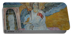 White Angel Portable Battery Charger