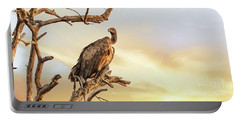 White-backed Vulture Portable Battery Charger