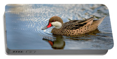 White-cheeked Pintail Portable Battery Charger