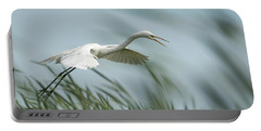 White Egret 2016-2 Portable Battery Charger