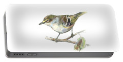 White-eyed Vireo Portable Battery Charger