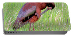 White-faced Ibis Portable Battery Charger