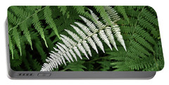 White Fern Portable Battery Charger