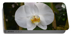 Phalaenopsis Sanderiana Portable Battery Charger