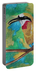 White-fronted Bee-eater  Portable Battery Charger