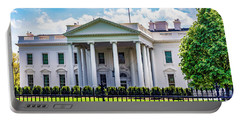 White House Portable Battery Charger by Anthony Baatz