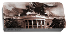 White House Washington Dc Portable Battery Charger by Gull G