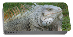 White Lizard Portable Battery Charger