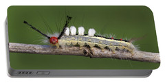 White-marked Tussock Moth 2 Portable Battery Charger