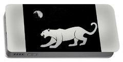 White Panther Portable Battery Charger