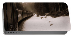 White Pass Railway Portable Battery Charger