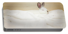 Sleeping Rabbit  Portable Battery Charger