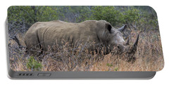 White Rhino Portable Battery Charger