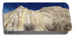 White Rock At Garden Of The Gods, Colorado Portable Battery Charger