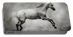 White Stallion Portable Battery Charger