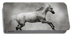 White Stallion Portable Battery Charger