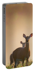 White-tailed Deer 2016 Portable Battery Charger