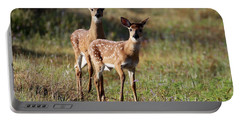 White-tailed Deer Portable Battery Charger