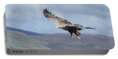 White-tailed Eagle On Mull Portable Battery Charger