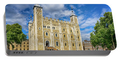 White Tower Of London 7k_dsc1933_09092017  Portable Battery Charger