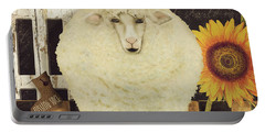 White Wool Farms Portable Battery Charger