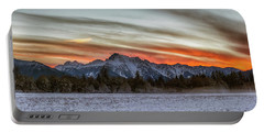 Whitehorse Sunset Panorama Portable Battery Charger