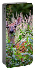 Whitetail Doe Portable Battery Charger