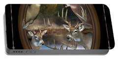 Whitetail Dreams Portable Battery Charger