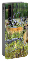 Whitetails Portable Battery Charger