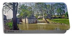 Whitewater Canal Metamora Indiana Portable Battery Charger