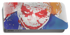 Why So Serious Portable Battery Charger by Dan Sproul