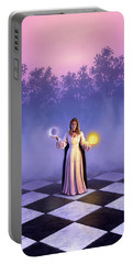 Wiccan Dawn Portable Battery Charger