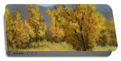 Wild Autumn Portable Battery Charger