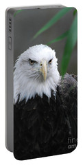 Wild Bald Eagle Bird Portable Battery Charger