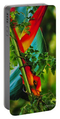 Wild Beauty Portable Battery Charger by Pamela Blizzard