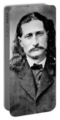 Wild Bill Hickok - American Gunfighter Legend Portable Battery Charger